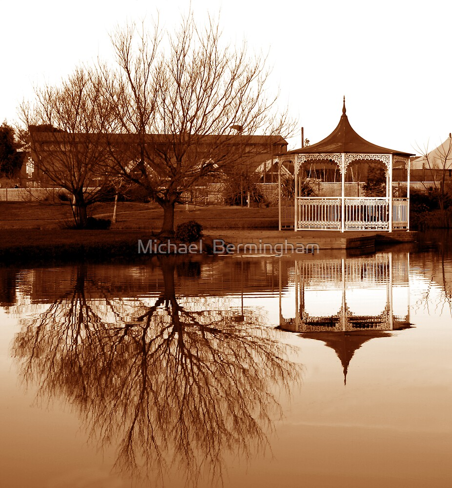 Upon Reflection by Michael  Bermingham