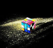 Cube 3 by Lachlan Kent