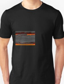 Glitch Homes Wallpaper hell floor T-Shirt