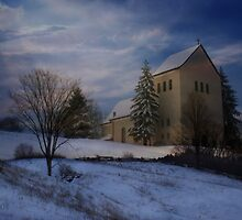 Dream = Pastoral Winter by lacitrouille