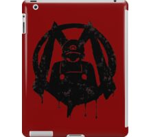 M For Mario iPad Case/Skin