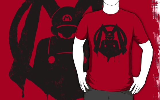 M For Mario by byway
