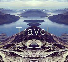 Travel. Lake Wanaka by Venerie