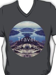 Travel. Lake Wanaka T-Shirt