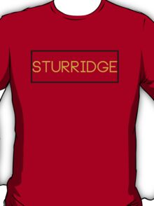 Sturridge block art T-Shirt