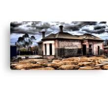 The Campbell Canvas Print