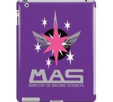 Ministry of Arcane Science  iPad Case/Skin