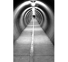 TUNNEL OF LOVE Photographic Print