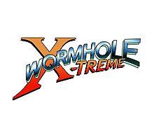 Wormhole X-Treme Photographic Print