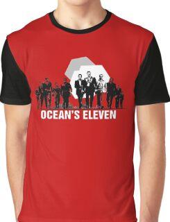 Ocean's Eleven (2001) Graphic T-Shirt