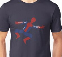 Anatomy of a Spider Unisex T-Shirt