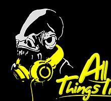 DJ ACKBAR (yellow) by TheLegitEggo