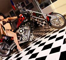 American Chopper by Tony Anastasi