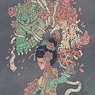 Geisha  by Cameron Miller