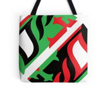 """Máscara Misteriosa"" Wrestling Design (White) Tote Bag"