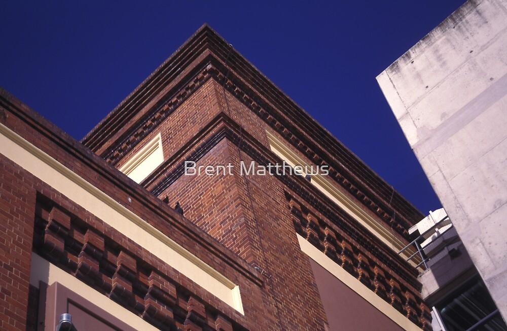 Architecture by Brent Matthews