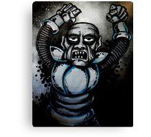 Dr. Zorka's Slave Canvas Print