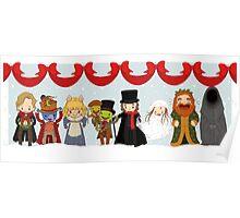 Muppets Tiny Christmas Carol Poster