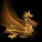 Golden Dragon by Leoni Mullett