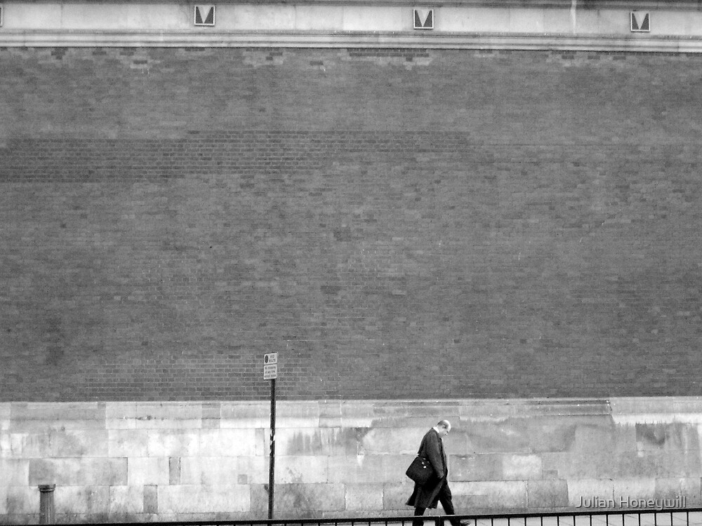 London Solitude by Julian Honeywill