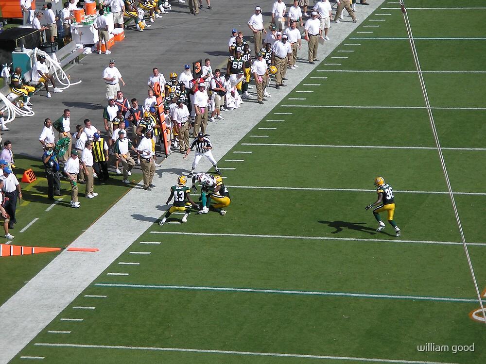 sideline catch  by william good