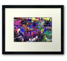 EDM Aoide Framed Print