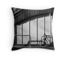 Before Transmission Throw Pillow