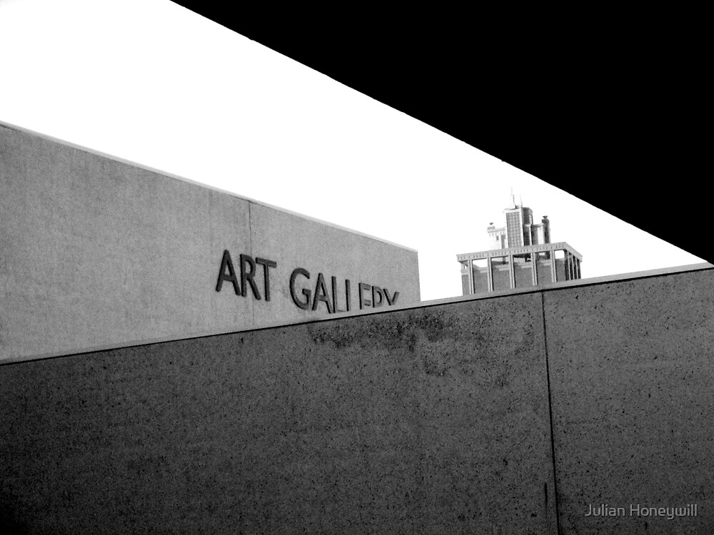 Brisbane City Art Gallery by Julian Honeywill