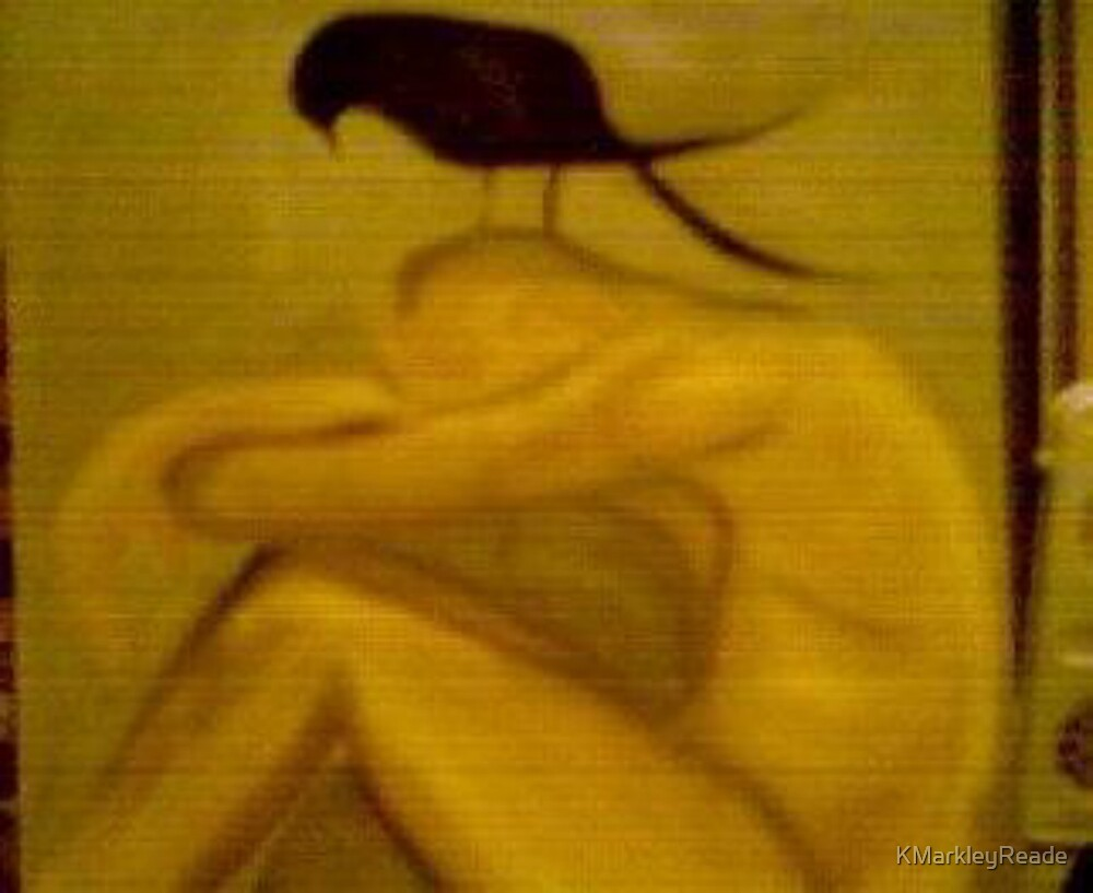 Untitled Male Figure by KMarkleyReade