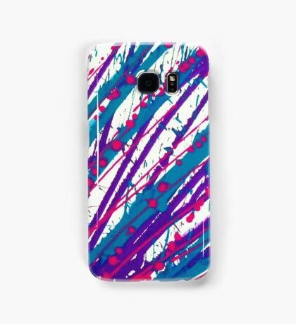 Psychedelic Splash  Samsung Galaxy Case/Skin