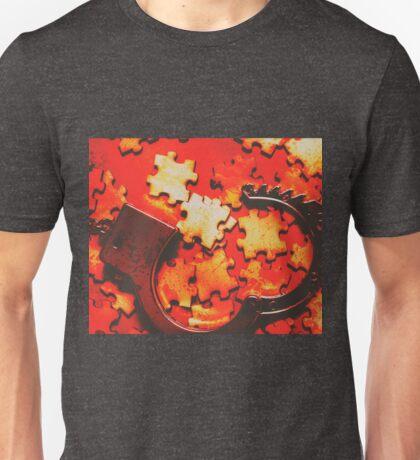Unsolved crime Unisex T-Shirt