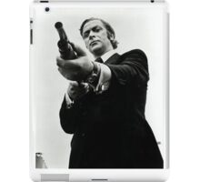 Don't fuck with Mr. Caine. iPad Case/Skin