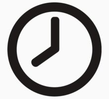 Clock Kids Tee