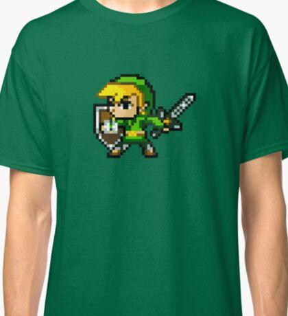 The Legend of Zelda Link 16-Bit Sprite Classic T-Shirt