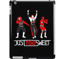 """Just Too Sweet"" Wrestling Design iPad Case/Skin"