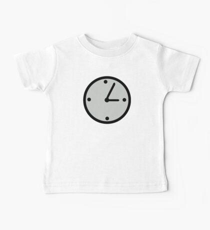 Time clock Baby Tee