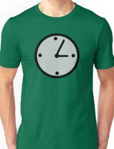 Time clock Unisex T-Shirt