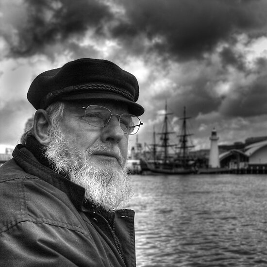 Sea Captain by Craig Goldsmith