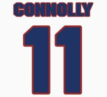 National baseball player Ed Connolly jersey 11 by imsport
