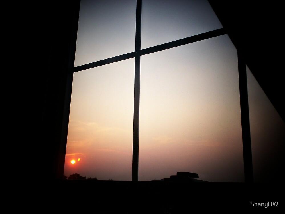 """City Sunset"" by ShanyBW"