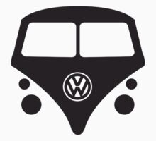 VW BUS  by Tony  Bazidlo