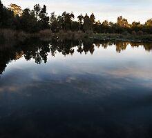 Mount Barker Wetlands, South Australia by Michael Humphrys