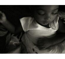 """Sleep In Heavenly Peace"" Photographic Print"