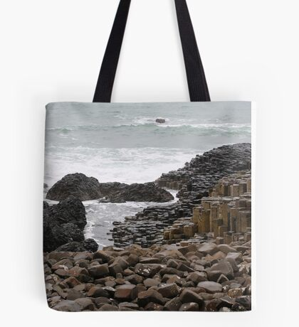 Giant's Causeway County Antrim Ireland Tote Bag