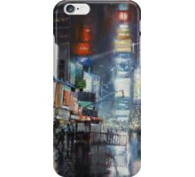 Nights on Broadway iPhone Case/Skin