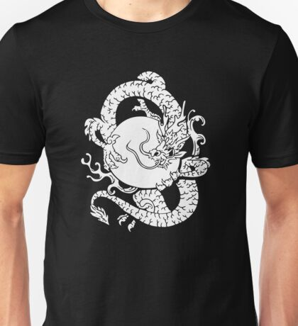 Dragon And The Sun Unisex T-Shirt