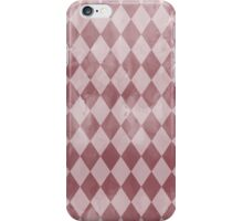 Pink Watercolor Diamonds iPhone Case/Skin