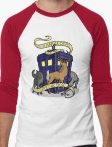 The Marauders Have The Phonebox Men's Baseball ¾ T-Shirt