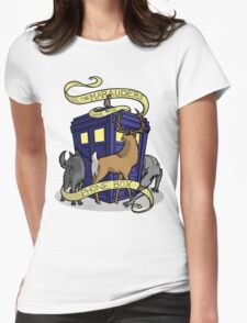 The Marauders Have The Phonebox Womens Fitted T-Shirt