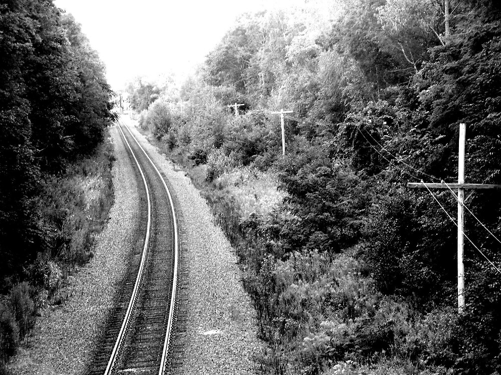 Railway by Tommy Seibold
